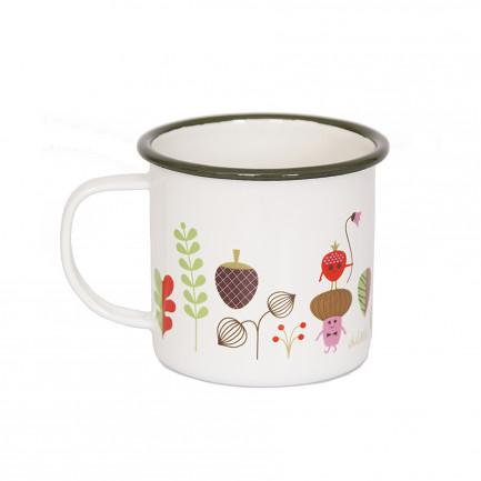OMM - Enamel Mug Habitant