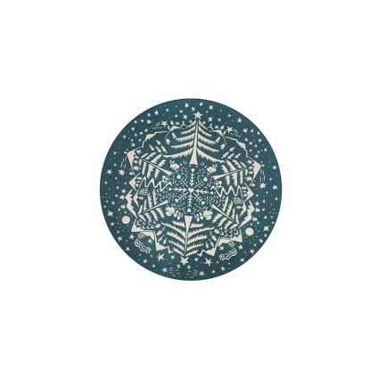 ENGEL. - winter cake plate